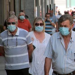 Covid: torna l'obbligo  di mascherine anche all'aperto