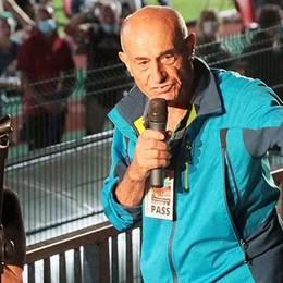 Morelli, ancora in piazza  Nel giorno del Giro d'Italia