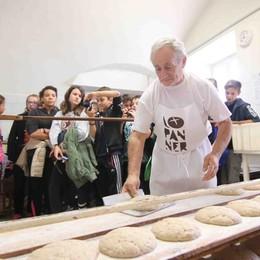 """Ponte, sono 300 le adesioni  alla festa del pane nero  Da casa collegati """"in rete"""""""