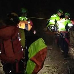 Cade e muore cercatore funghi, un'altra vittima in Valtellina