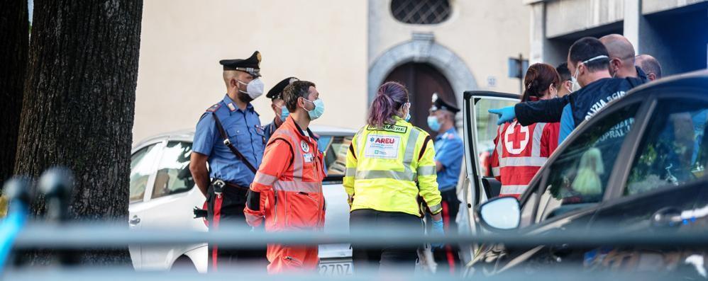 Don Roberto ucciso  Caritas: «La paura  non faccia chiudere porte»