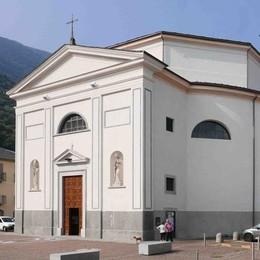 I funerali di don Roberto Malgesini  Tutta la funzione  da Regoledo di Cosio