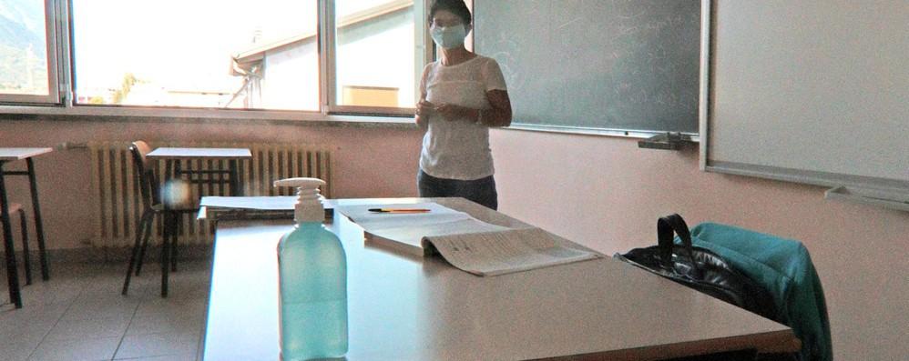 Scuola, poche mascherine  E niente indicazioni sanitarie