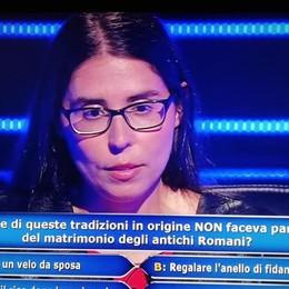 Talamona, Antonella vince  E ora tornerà da Jerry Scotti