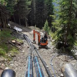Valfurva: «Frana del Ruinon,  radar e by pass funzionano»
