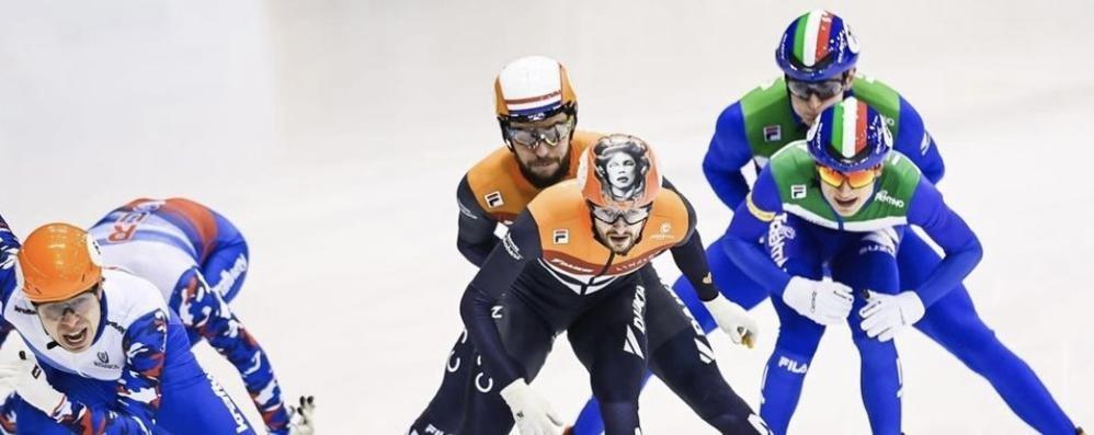 Europei, 4 medaglie   per i valtellinesi