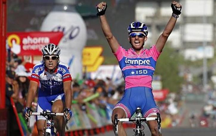Gavazzi è in Spagna  Un sogno tutto rosa