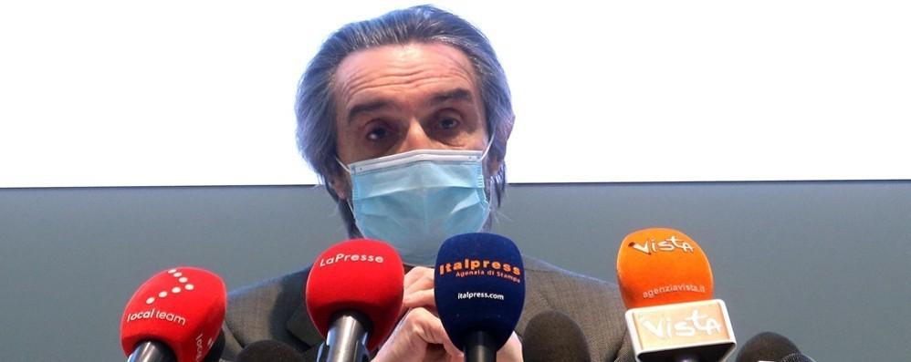 «Dati Rt errati»: la Lombardia  potrebbe tornare arancione