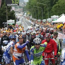 La richiesta ufficiale  «Tappa del Giro d'Italia  con arrivo a Motta»