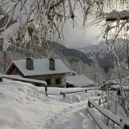 L'unico abitante  della Val di Drogo  «Qui un paradiso»