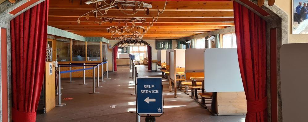 La fuga dei turisti  Soltanto a Livigno  danno da 1,2 milioni