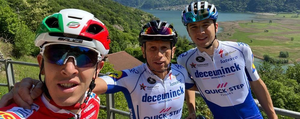 I due fratelli Bagioli  alla Drôme Classic