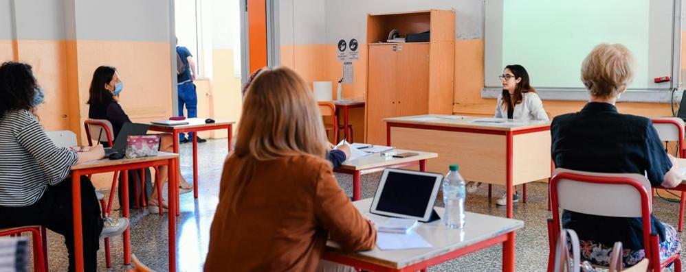 Scuola: prove orali  per maturità e terza media
