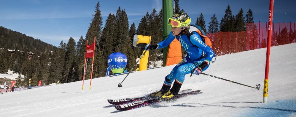 Coppa del mondo Sprint  a Giulia Murada