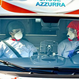 Covid:    216 casi a Como,  91     a Lecco e     14 a Sondrio  In Italia 21.315 positivi  con 264    vittime