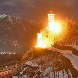 La chiesa della Sassella  diventa santuario