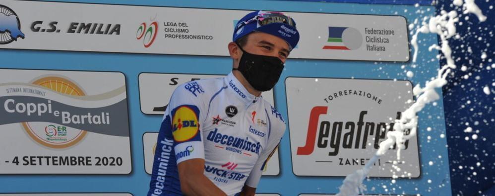 Royal Bernard Drôme Classic  Andrea Bagioli, sua la firma