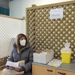 Scuola, oltre mille vaccinati  L'adesione è molto alta