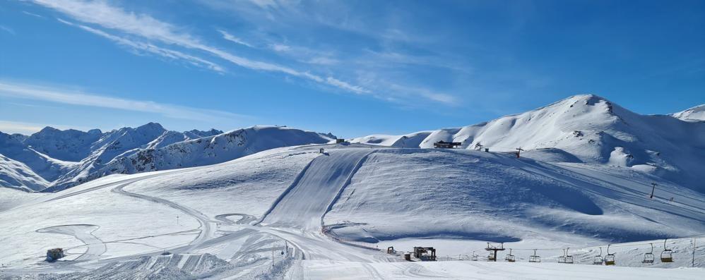 «Stop allo sci, è così   in tutta la Regione»