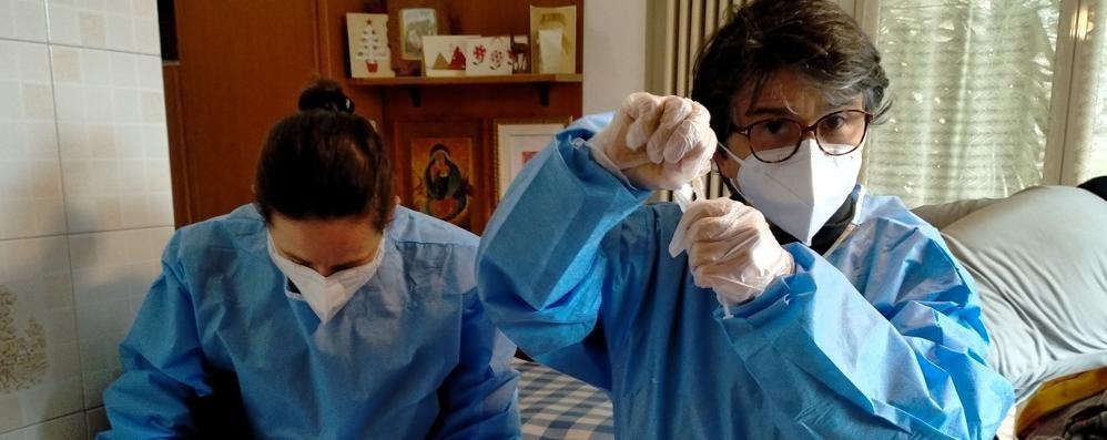 Al via le vaccinazioni a domicilio  Solo tre i medici disponibili