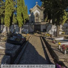 Albosaggia crea il cimitero virtuale  «Farà sentire vicino chi è lontano»