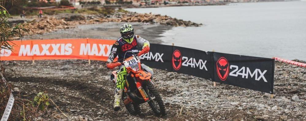 Campionato italiano enduro  Bordoli carbura bene in Sicilia