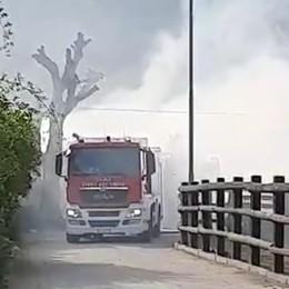 Allarme vento  Raffiche a 90 km  rischio incendi