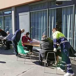 I dati sulle vaccinazioni  In provincia dosi a uno su cinque  Siamo terzi in Lombardia