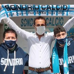 Il Sondrio Calcio è rinato  Riparte dalla Promozione  con presidente Rigamonti
