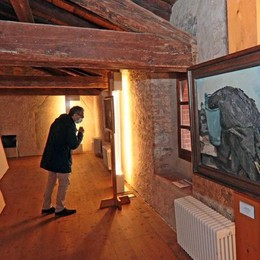 Sondrio, riecco i musei  Riaprono Mvsa e Cast