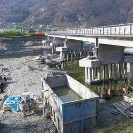 Traona, la minaccia di 40 aziende  «Riaprite il ponte o chiediamo i danni»