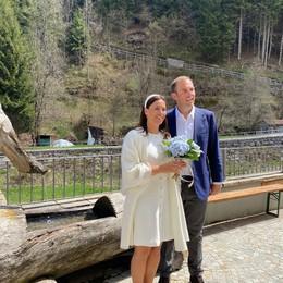 Elena Curtoni, nozze a Gerola  Ha sposato il velista Nicolò