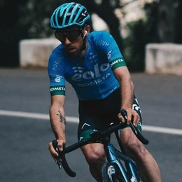 Gavazzi, la seconda giovinezza  Ancora tra i migliori al Giro