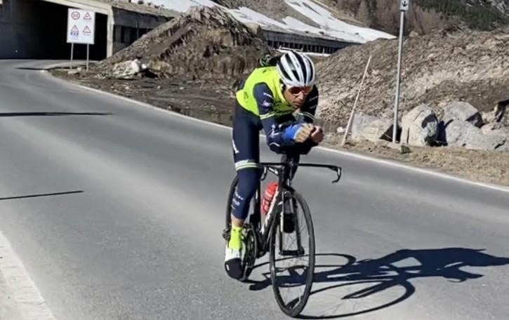 Nibali, la rincorsa al Giro   passa da Livigno
