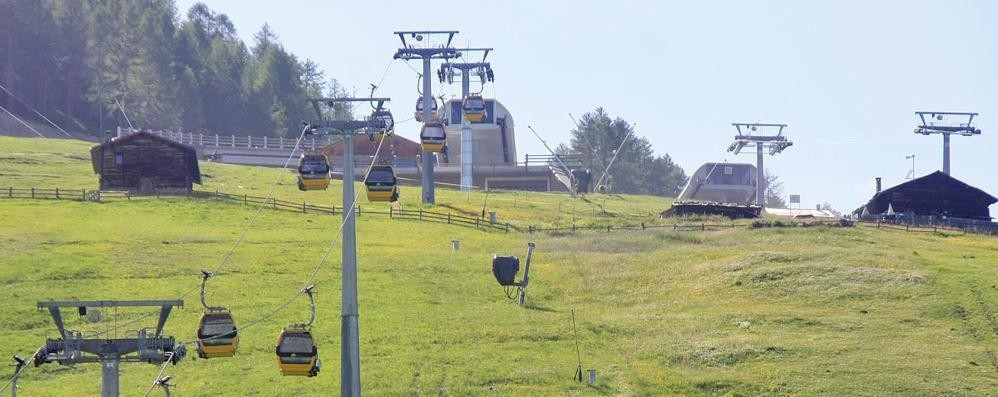 «No alle costruzioni  sopra i 1.600 metri»  Comuni e turismo in subbuglio