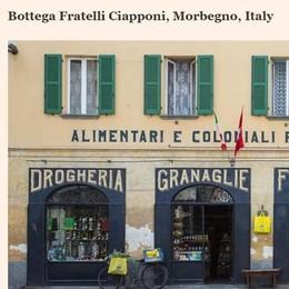 Alimentari Fratelli Ciapponi   nella top 50 dei negozi mondiali
