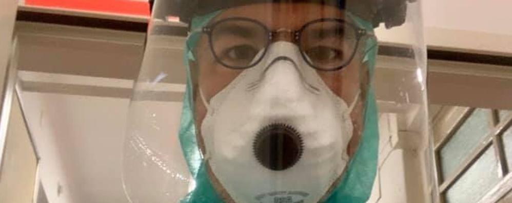 Il video del medico vaccinatore:   «Un'esperienza storica»