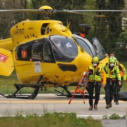 Ragazzino ferito nell'ora di ginnastica  Colpo in testa, ricoverato a Bergamo