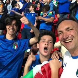 «A Wembley con i miei figli  Il tampone poi tutti liberi»