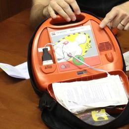 Grave malore in alta quota  Il defibrillatore gli salva la vita