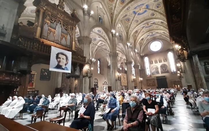 """Il """"grazie"""" della diocesi  per Beata Maria Laura"""