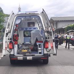 Incidente in scooter  Due feriti a Piantedo  Uno è molto grave