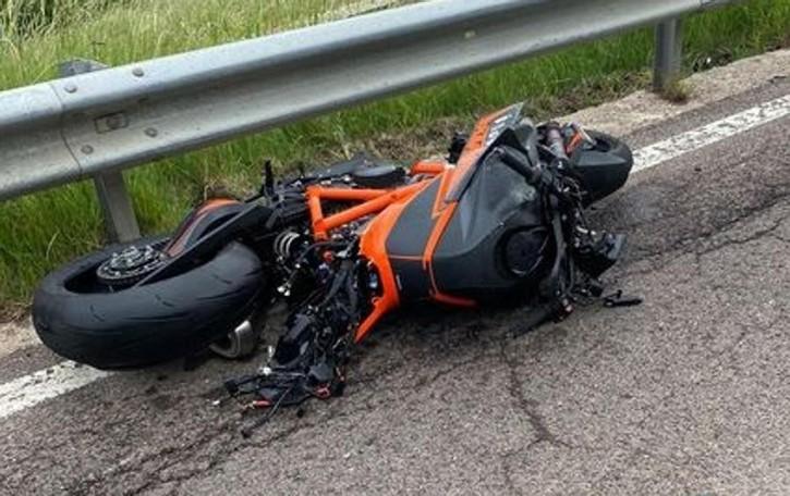 Incidente, muore in Trentino  motociclista di Villa di Tirano