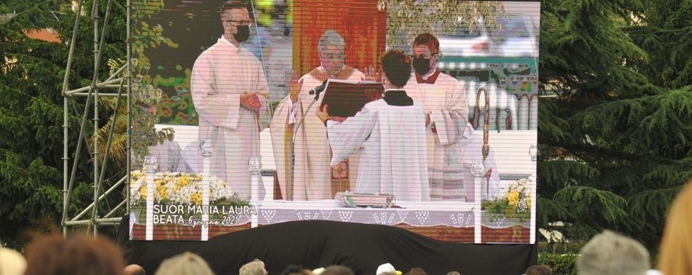 «La vera carità»  Suor Maria Laura  proclamata beata