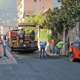 Lavori di asfaltatura in centro città  Da oggi modifiche alla circolazione