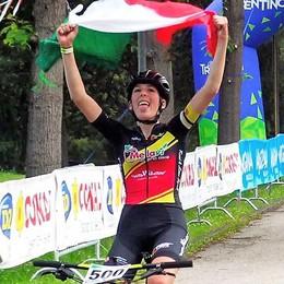 Valentina Corvi ancora campionessa  Suo il titolo tricolore di cross country