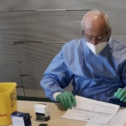 Vax day a Livigno  Questa volta un successo
