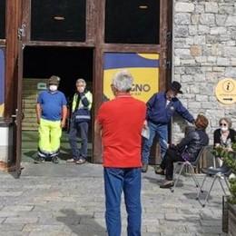 Vax day a Livigno  tutto esaurito  E 400 in attesa