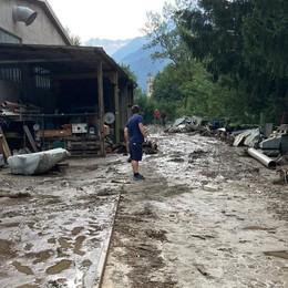 «Fermi per l'alluvione  speriamo di ripartire»