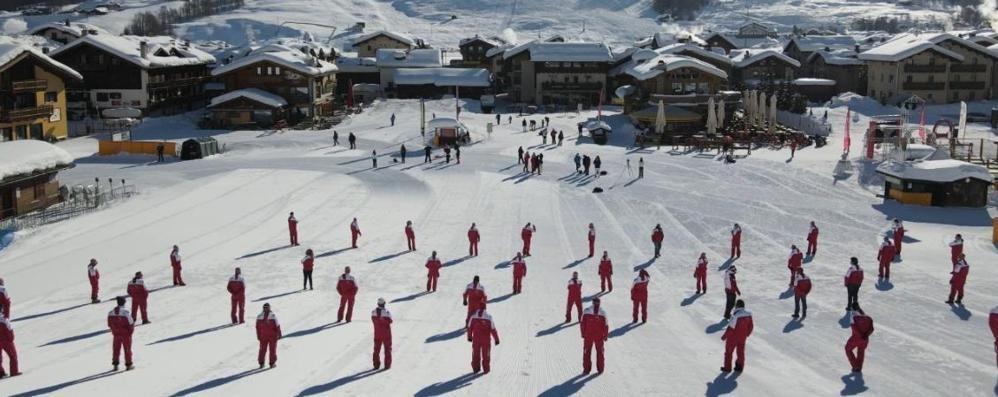 Scuole e maestri di sci  arrivano i ristori  Le regole per averli
